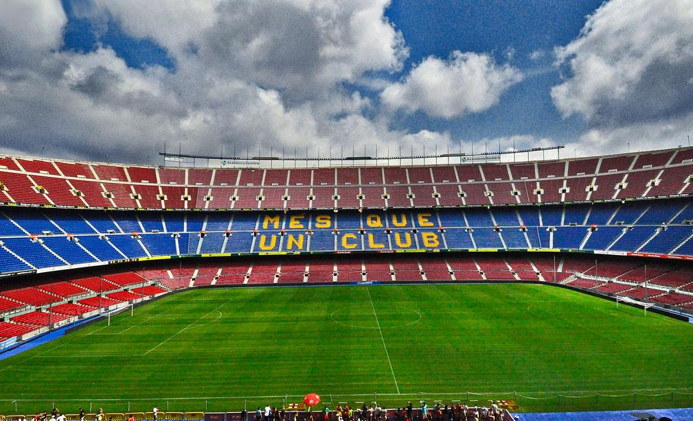 El Camp Now de Barcelona
