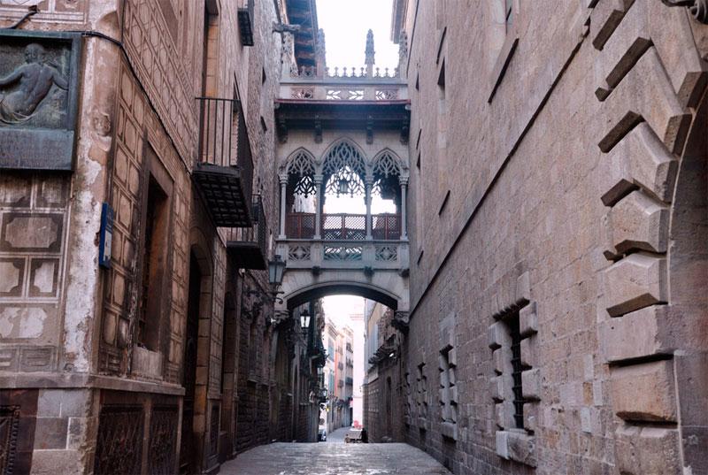 Barrio Gotico de Bareclona