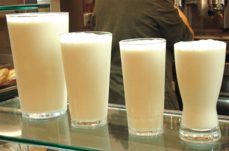 horchata en barcelona