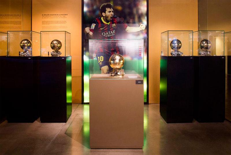 Nuseo del Barcelona FC