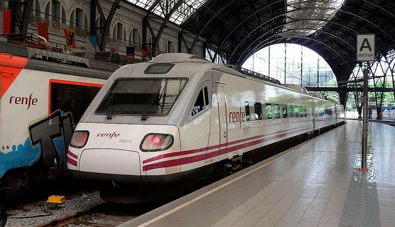 Aeropuerto de Barcelona-El Prat: Trenes