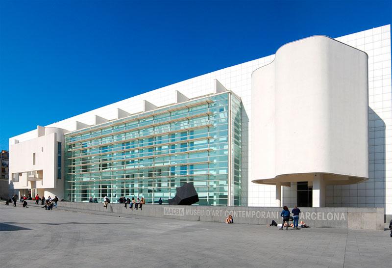 museo de arte contemporaneo de barcelona