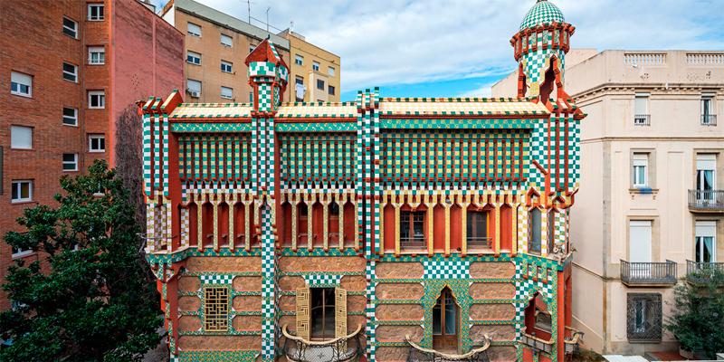 Casa Vicents Gaudi