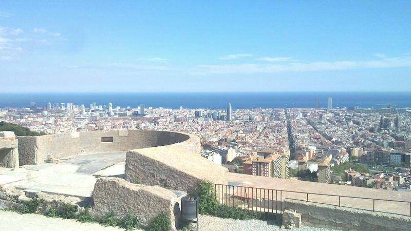 Bunkers Del Carmel La Guía De Barcelona