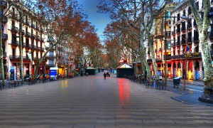 rambla barcelona 4