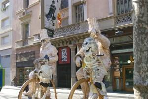 rambla barcelona 7